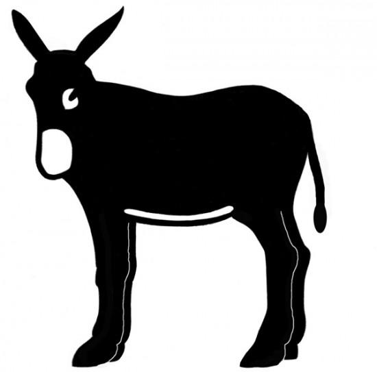 El burro catalán en peligro de extinción